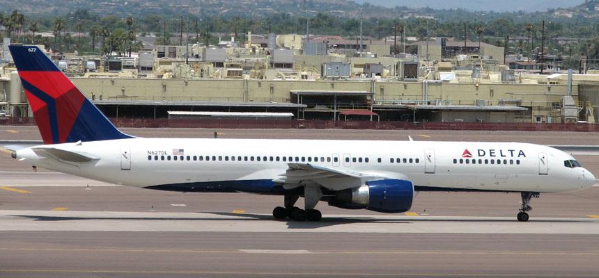 Delta Boeing 757 200